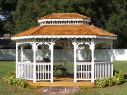 Gazebo Options Yoder Gazebos